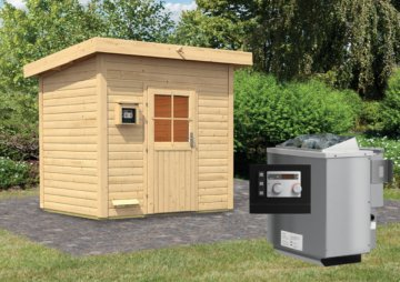 gartensauna norge mit 9 kw ofen bio kombiofen und ext. Black Bedroom Furniture Sets. Home Design Ideas