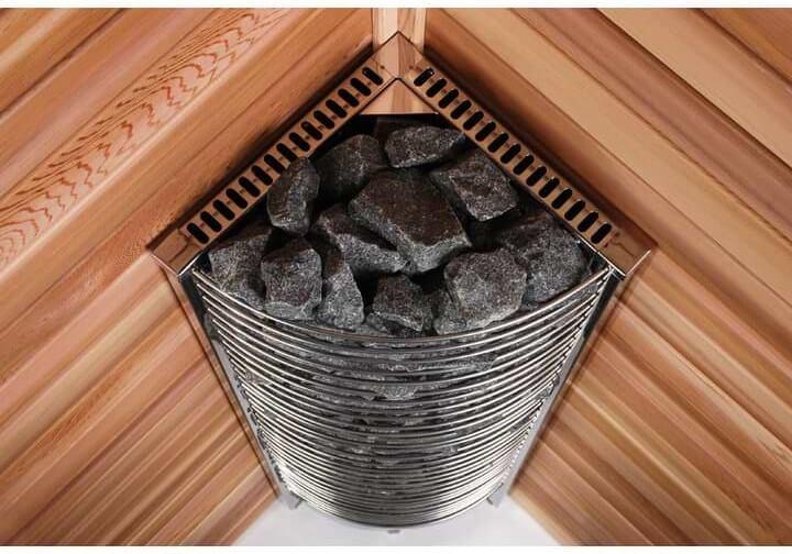 saunaofen für die eigene gartensauna bzw. außensauna