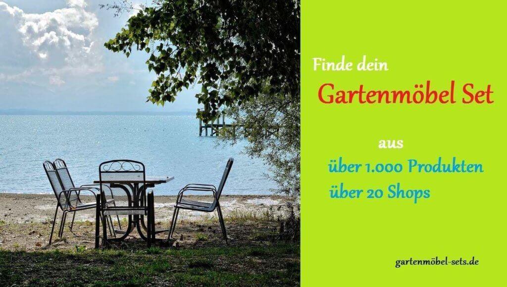 Gartenmöbel-Set kaufen